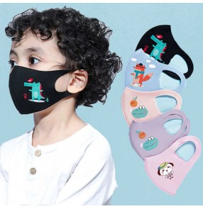10pcs Children's dust mask Children's masks