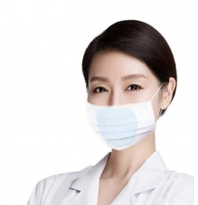 10pcs Disposable mask gasket N95 cotton mask gasket anti virus anti-spitting 3layers nonwoven