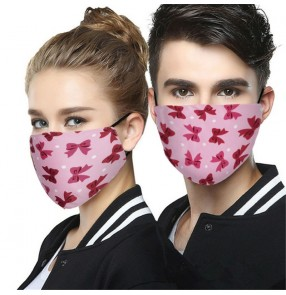 1PC Reusable face mask for unisex protective outdooor running sports mouth mask for women and men