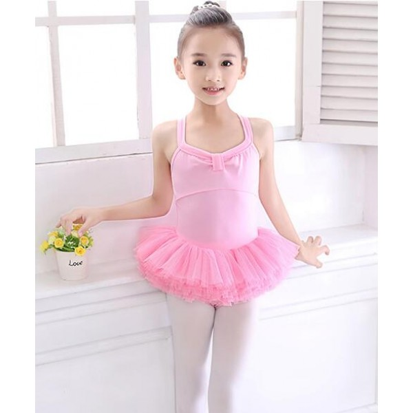 6fcab06b3 Blue light pink turquoise tutu skirt leotards baby girls kids ...