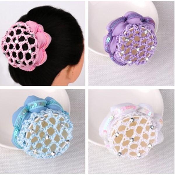 Unique Free Crochet Snood Hair Net Pattern Crest Sewing Ideas