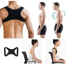 Back correction belt for boys and girls adult anti-hunchback posture kyphosis correction belt correction belt sitting posture corrector