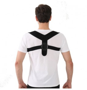 Humpback correction belt round shoulder with chest back posture corrector male and female student standing posture corrector