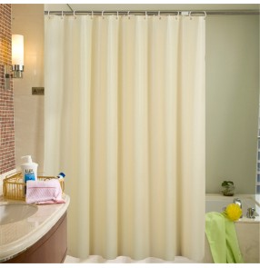 Plain color Shower curtain Bath curtain Bathroom curtain  water proof screen bath curtain tenda da doccia