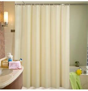 Plain color Shower curtain Bath curtain Bathroom curtain  water proof screen bath curtain tenda da doccia