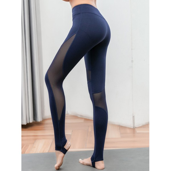 0868d1863b5e Women's Yoga pants female yoga capris pants tummy control active high waist  fitness sports workout leggings pants