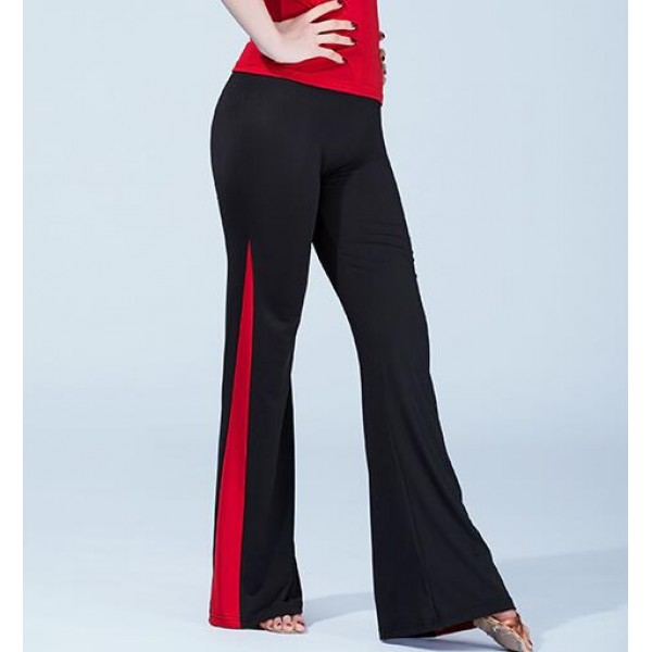 Original 2017 New Women Casual Harem Pants High Waist Dance Pants Woman Fashion Wide Leg Loose Trousers ...