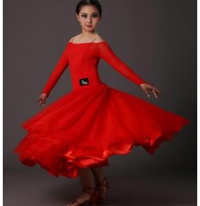 dc181bf93 Children Ballroom dance wear