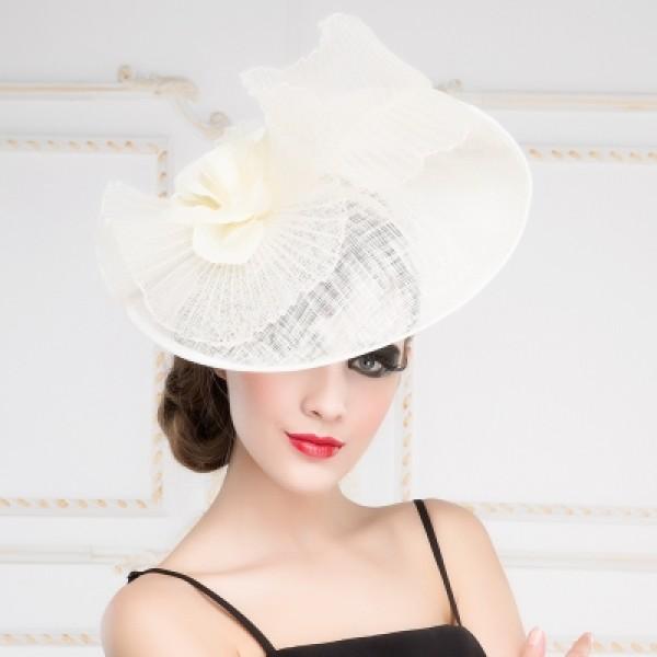 f9177832c85 Elegant Wide Birm Bucket Kentucky Derby Dress Wedding Women s ...