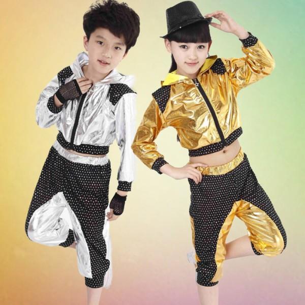 e6c68876c905 Children Dance Costumes Jazz Hip-hop Drums Kindergarten Students ...