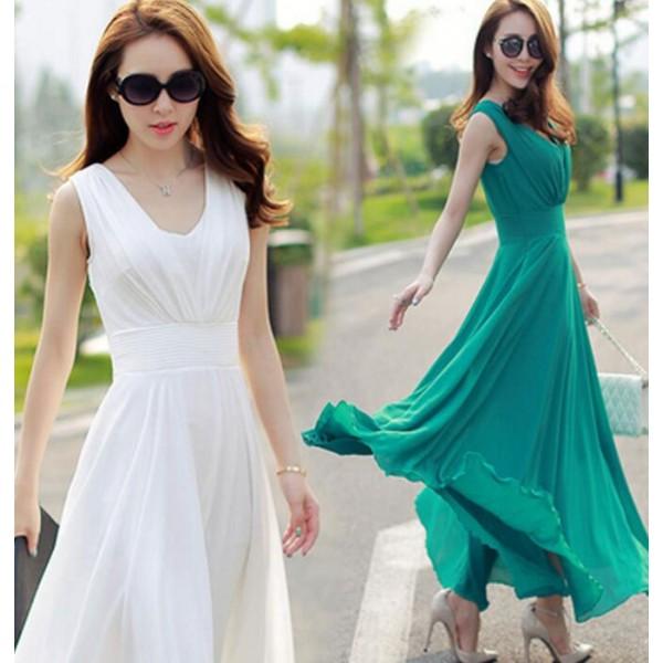 1d624cbc2c2e white-green-plain-colored-tank-v-neck-sleeveless-chiffon -summer-women-girls-fashion-aline-maxi -long-length-floor-length-bohemia-beach-dresses-4217-600x600.jpg