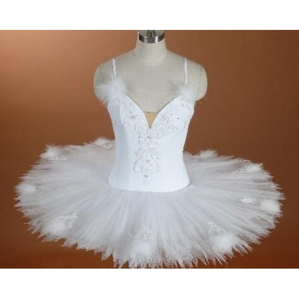 ca66401d0 White swan lake girls kids child girls kids children toddlers baby leotard  tutu skirt competition gymnastics ballet dance costumes slip dresses