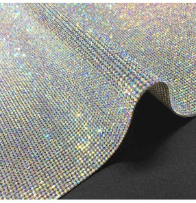 AB color DIY diamond sticker For car decor crystal decoration creative stickers hair dryer car accessories diy Bag shoes dance clothes jewelry accessories