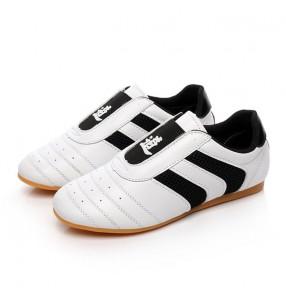 Children's adult Taekwondo shoes wushu sports casual shoes breathable Taekwondo rubble sole martial arts training shoes Taoist shoes