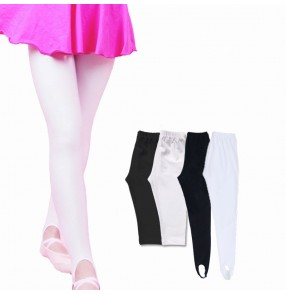 Children's ballet dance pants children's gymnastics performance ballet modern dance training pants leggings for girls boys gymnastics pants