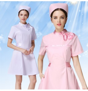 hospital Nurse doctor Performance clothing Front desk guidance medical clothes stage performance etiquette clothes beauty salon nurses work clothes