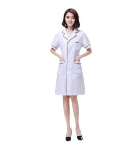 Hospital Nurse Tops Medical Surgical Uniform Beauty salon Dentist clinic pharmacy Pet doctor Uniforms