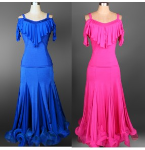 Ballroom dance competition dress