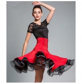 Ballroom Dance Competition Dresses Ballroom Dance Waltz tango Foxtrot Quickstep Viennese Waltz flamenco