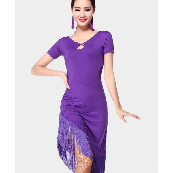 Black red purple violet red royal blue fuchsia colored ...