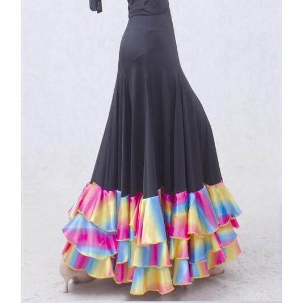 Long Length Skirts