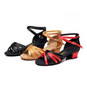 Dancing Girls Shoes Latin shoes dance shoes practice shoes dancing shoes Latin women shoes for children