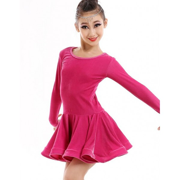 latin dance dresses for girls - photo #21