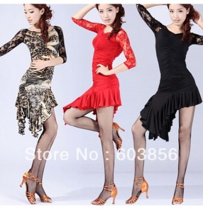 Latin Dance Dress ballroom dress