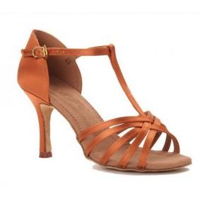 Latin Dance Shoes Women Ballroom Dance Shoes Salsa Shoes Ladies High Heels Tango