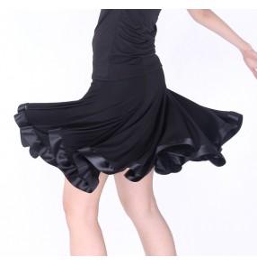 Latin dance skirt Latin dance skirt ballroom dance skirt