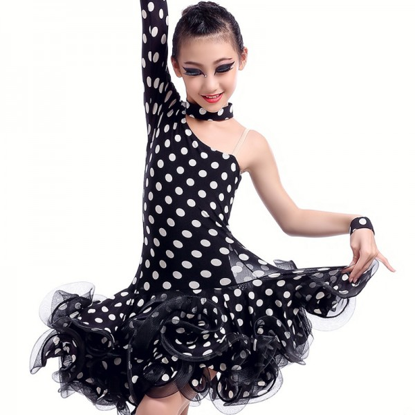 Polka Dot Dresses for Girls