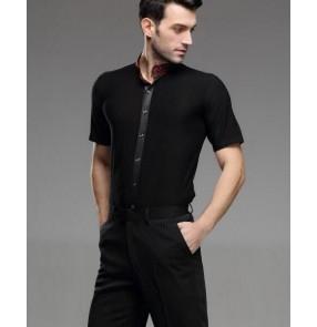 845327a58 Latin Dance Shirt