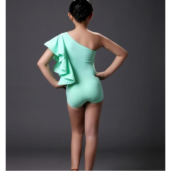 b94ca41cffd1 Mint green orange colored spring summer competition professional ...