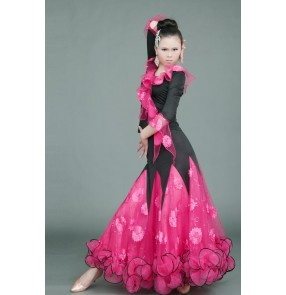 New Modern Skirts Square Dance ballroom dance skirts eight big swing dance practice skirt dress