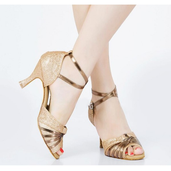 Ladies Professional Latin Dance Shoes