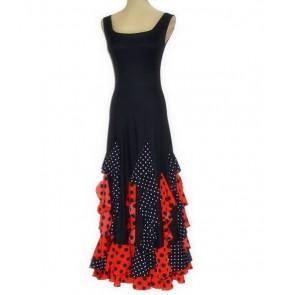 Waltz Tango dance Dress competitive Ballroom dance dress, chacha,salsa dance ballroom dress flamenco dance dress