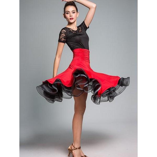ed90abbb5ed3f women-s-ladies-red-and-black-patchwork-waltz-tango-ballroom-dance-dresses -sets-top-and-full-skirts-2154-600x600.jpg
