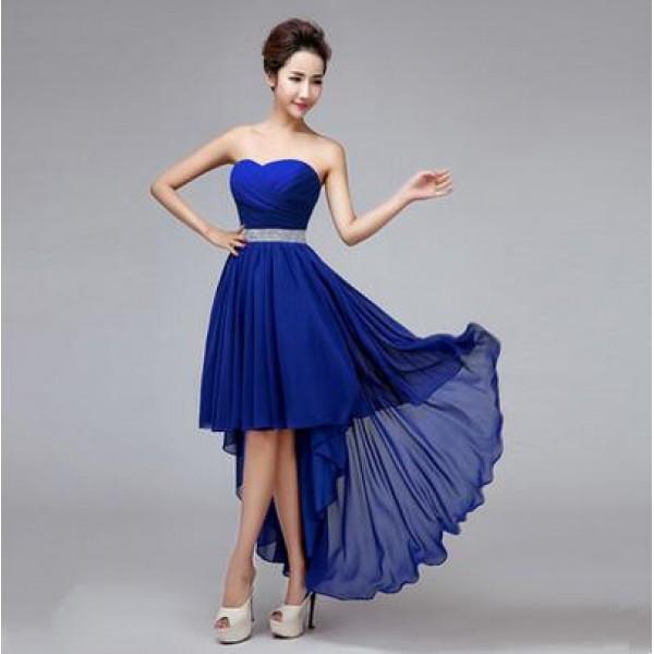 Blue Party Dresses For Women