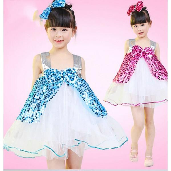 kids modern dresses for girls