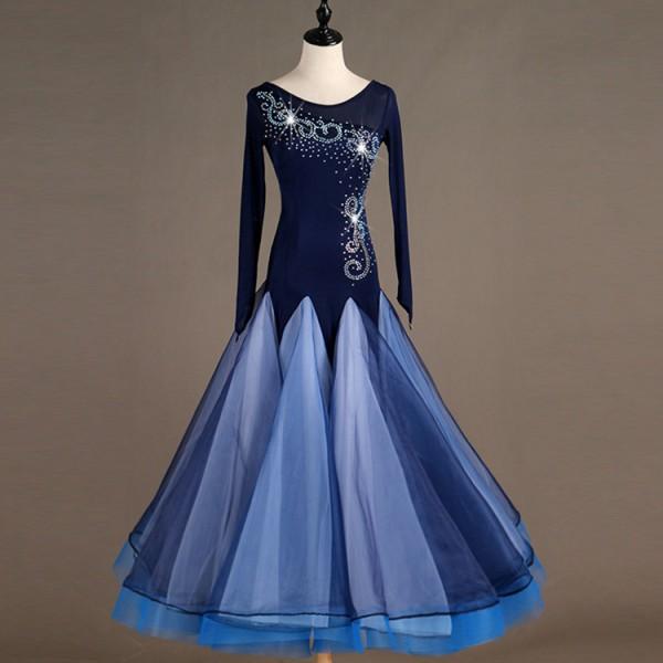 Waltz Length Dresses