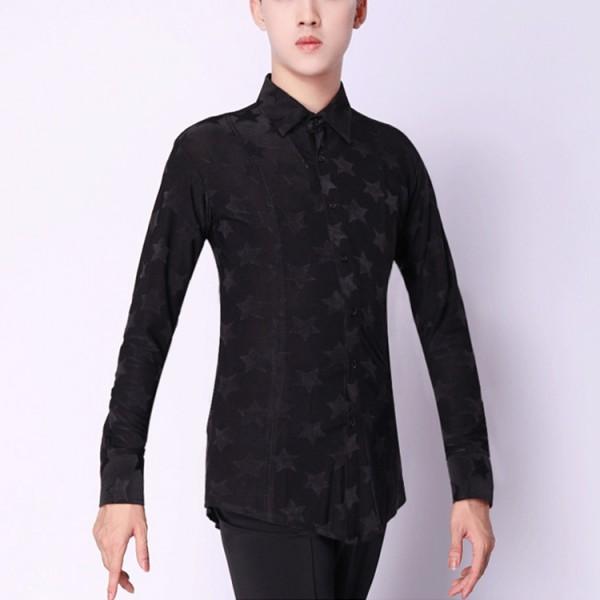48dc367ae4 men-s-ballroom-latin-dance-shirts-black-color-star-pattern-stage-performance -professional-waltz-tango-jive-chacha-dance-tops-shirt-9223-600x600.jpg