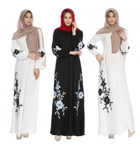 Muslim women long dresses india arab indonesia clothing dubai long skirt women women long abaya