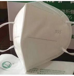 N95 Medical Face masks FFP3 mouth mask 5 layers 10pcs CE Certification