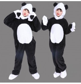 Panda baby anime drama cosplay costume cartoon Animal modeling dance Pajamas panda acting performance costume