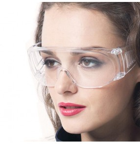 Safety Glasses Eye Protection goggles Anti Pollution Anti-splash Spectacles dustproof for Factory Lab Working Eyewear