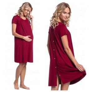 summer Maternity dress plus size casual dress pregnant dress pregnancy women clothing