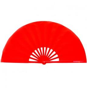 Tai Chi Fan Red Ring Fan High-end Martial Arts Fan Fitness Chinese Kung Fu Fan for women men