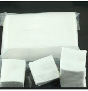 Tattoo cotton pad  Makeup remover Tattoo cotton 500 pieces of cosmetic cotton pads beauty salon tools supplies