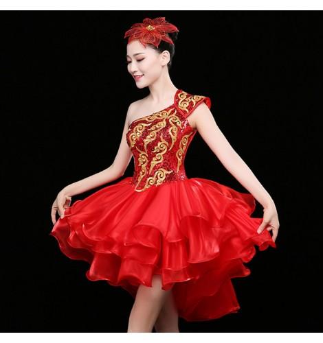 Night Dance Dresses