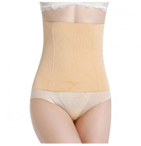 women's Latin ballroom abdomen belt waist slimming corset shapers belt plastic waist corset reducing belly corset Girdle